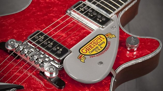 NAMM 2014: Gretsch Custom Shop celebrates 10 years