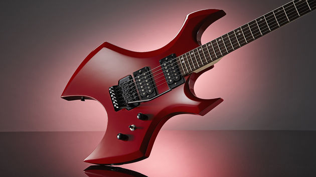 Gear4Music Metal X electric guitar