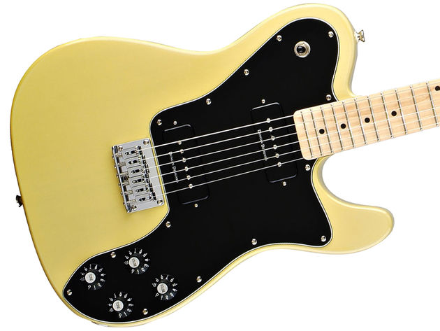 A new custom Tele from Squier