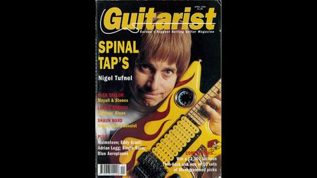 Classic interview: Spinal Tap's Nigel Tufnel