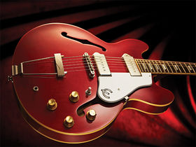 IN PRAISE OF: Epiphone Casino