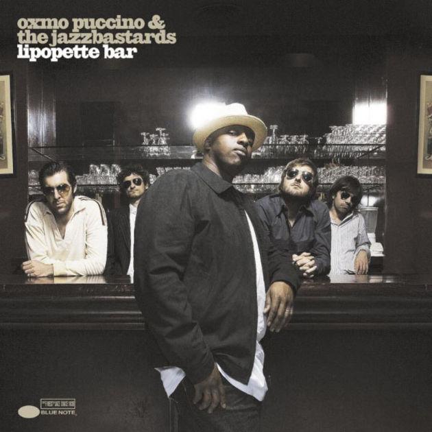 Oxmo Puccino – Lipopette Bar