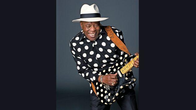 Un bluesman en herbe