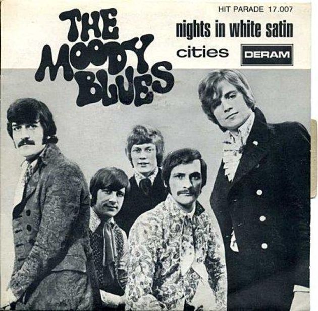 Question - Moody Blues