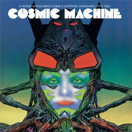 Cosmic Machine, la compilation électro avant-gardiste par Uncle O