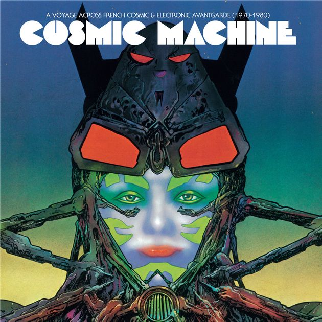 Uncle O - Cosmic Machine