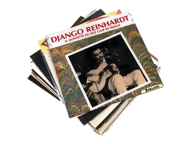 Django Reinhardt & le Quintette du Hot Club de France