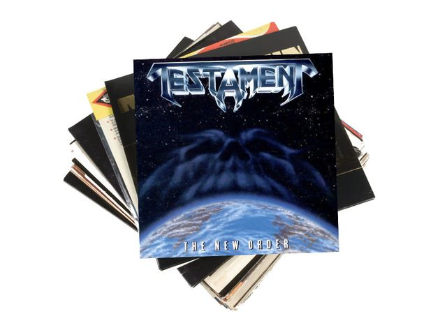 Testament - Into The Pit