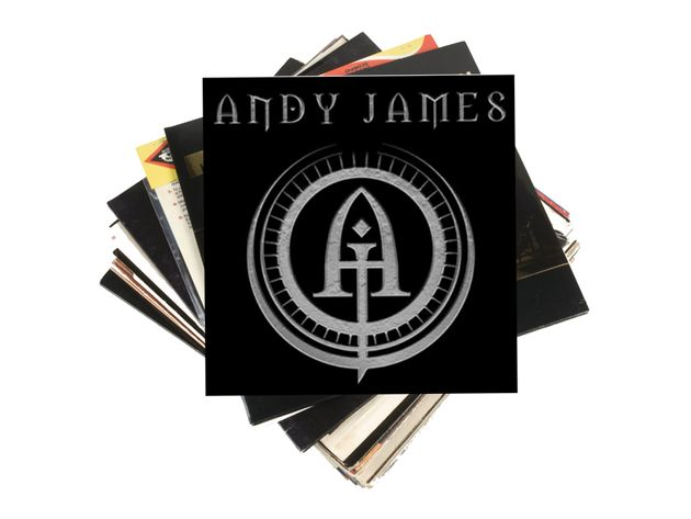 Andy James - Angel Of Darkness