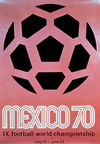 Mexique - 1970