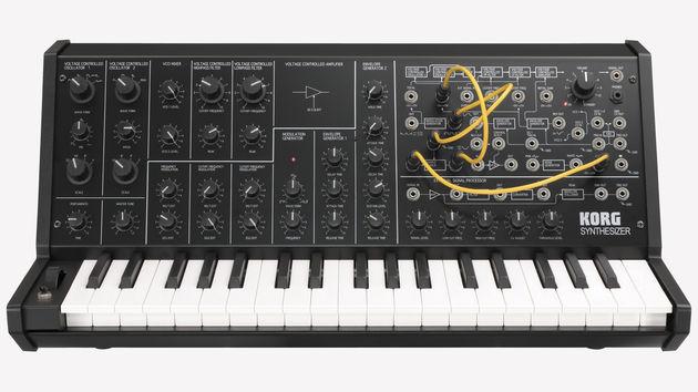 Korg MS-20-Mini d'une valeur de 666 €