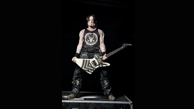 Jason Hook, guitariste lead de 5FDP