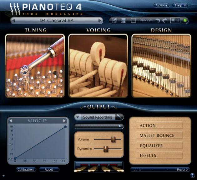 Pianoteq 4 Standard