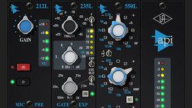Universal Audio présente son plug-in API Vision dans l'UAD 7.3