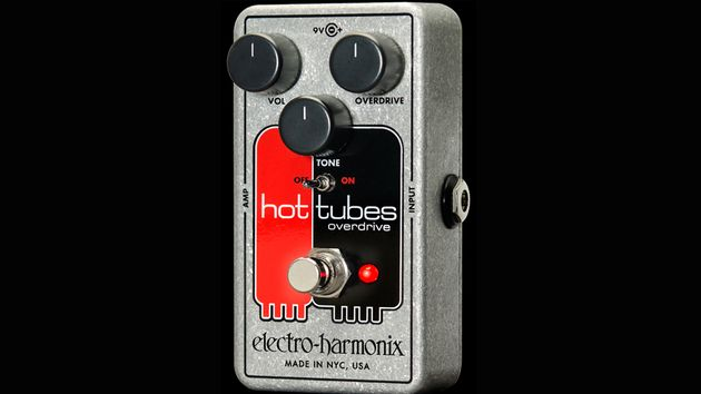 Electro Harmonix CMOS Hot Tubes... en version Nano