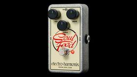Electro-Harmonix termine l'année en sortant l'overdrive Soul Food