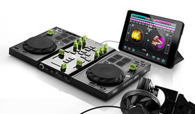 Hercules DJControl AIR et DJControl Instinct pour Ipad