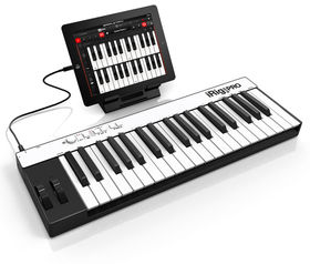 L'iRig Keys d'IK Multimedia passe en version PRO