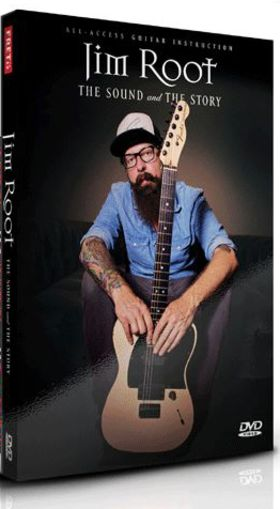 The Sound & The Story : le DVD pédagogique de Jim Root
