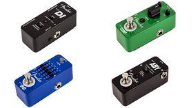Fender annonce 4 nouvelles 'micro' pédales