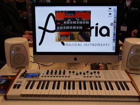Musikmesse 2014 : Arturia fait le plein de nouveautés