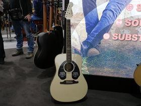 Musikmesse 2014 : les nouvelles acoustiques Fender