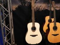 Musikmesse 2014 : Lâg présentait trois nouveaux modèles