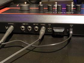 Musikmesse 2014 : Line 6 sort son pédalier AMPLIFI FX100