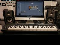 Musikmesse 2014 : les claviers Keystation de M-Audio améliorés