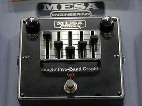 Musikmesse 2014 : 3 nouvelles pédales chez Mesa Boogie
