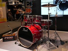 Musikmesse : Le stand de Pearl et tous leurs nouveaux produits !