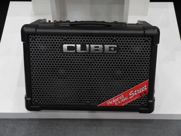 CUBE-STEX