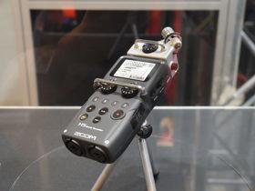 Musikmesse 2014 : Zoom décline son célèbre enregistreur en H5
