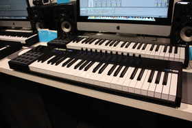NAMM 2014 : les nouveaux claviers V et VI d'Alesis