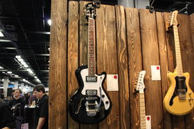NAMM 2014 : les Frenchies de Custom 77 attirent les regards à L.A.