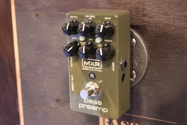 MXR Bass Preamp