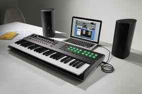 NAMM 2014 : les nouveaux claviers Taktile et Triton Taktile de Korg
