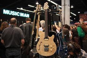 NAMM 2014 : les nouvelles guitares Music Man