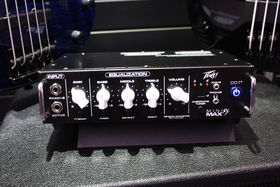 NAMM 2014: All the new Peavey gear revealed