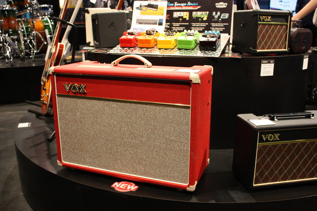 Vox AC15C1 Limited Red Edition
