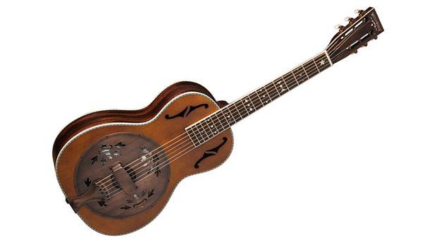 Guitare à résonateur R360K