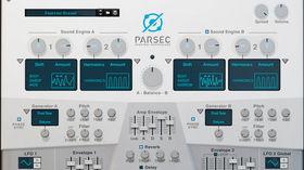 Propellerhead présente Parsec, un nouveau synthé pour le rack Reason