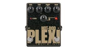 Tech 21 annonce la sortie de la Hot Rod Plexi
