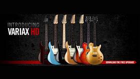 Line 6 lance Variax HD pour la guitare James Tyler Variax