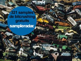 Sample Radar : 321 samples de bitcrushing gratuits