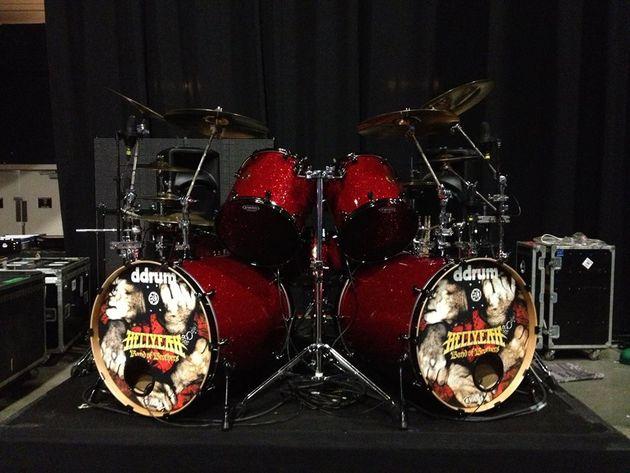 Les techniques studio de Vinnie Paul