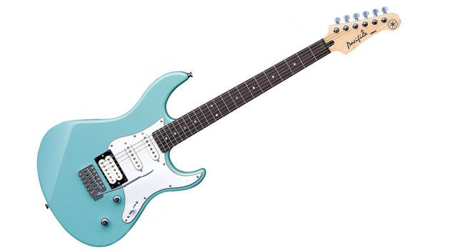Une forme légérement plus élancée que la Stratocaster