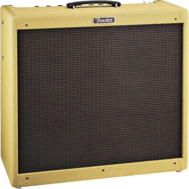 Fender Blues DeVille 410 Tweed