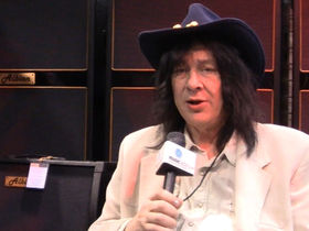 NAMM 2011 VIDEO: Rolling Stones and Led Zeppelin producer Andy Johns