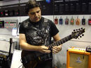 NAMM 2011 VIDEO: The world's fastest guitarist plays slowly!